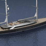 EP513PN 70 m Sailing Yacht